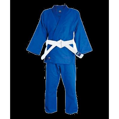 Кимоно дзюдо MA-302 синее, р.3/160