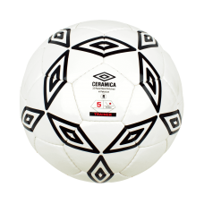 Мяч футбольный Ceramica Ball №5, бел/черный