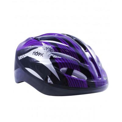 Шлем защитный Cyclone, фиолетовый/черный