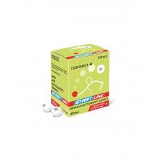 Мяч для настольного тенниса 1* Club Select, белый, 120 шт.