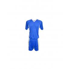 Форма футбольная сине-белая
