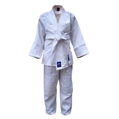 Кимоно дзюдо MA-301 белое, р.00/120