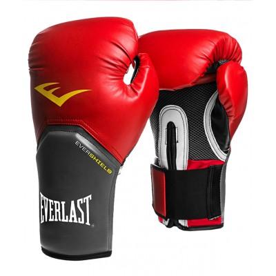 Перчатки боксерские Pro Style Elite 2114E, 14oz, к/з, красные