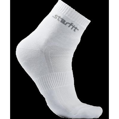 Носки средние SW-202, 2 пары, р.43-46, белые