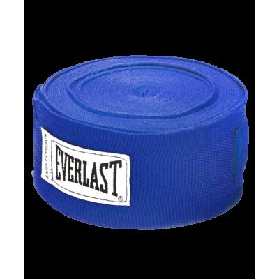 Бинт боксерский 4454RBU, 3 м, синий
