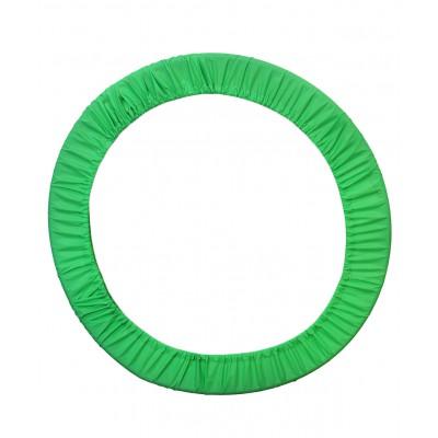 Чехол для обруча без кармана D 650, зеленый