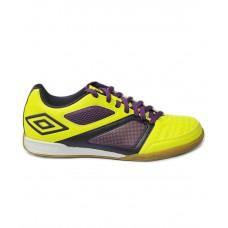 Обувь спортивная футбольная FUTSAL STREET 80722U, 2 жел/т.фиол/фиол