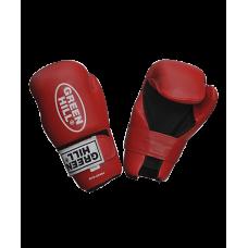 Накладки для карате 7-contact SCG-2048c/а, к/з, красные