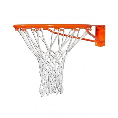 Сетка баскетбольная 9040, нить 4 мм, белая
