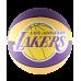 Мяч баскетбольный NBA Team Lakers №7