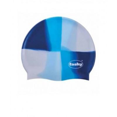 Шапочка для плавания  Silicone Cap Multi, силикон, 3049