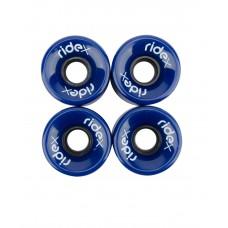 Комплект колес для круизеров SW-200, PU, темно-синий