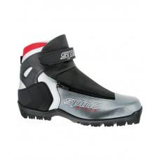 Ботинки лыжные SNS Х- Rider 454 (295), синт. кожа, черные