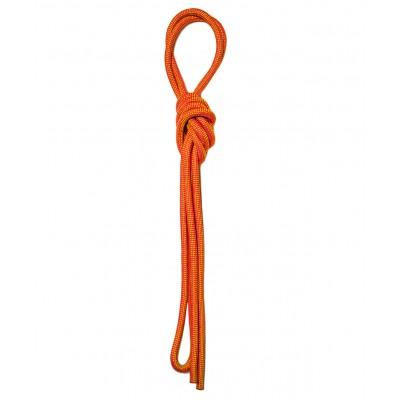 Скакалка для художественной гимнастики 2,5 м, оранжевая