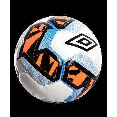 Мяч футзальный Neo Futsal Pro FIFA №4, бел/чер/оранж/голубой