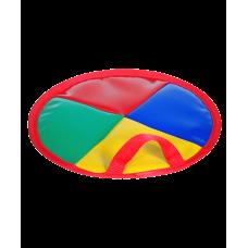 Ледянка-таблетка, d=33 см, мультицвет