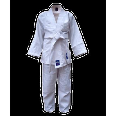 Кимоно дзюдо MA-301 белое, р.0/130