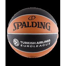 Мяч баскетбольный Euroleague Offical TF-1000 74-538Z, №7