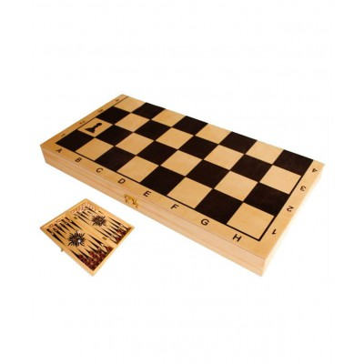 Игра 2 в 1, шашки и нарды