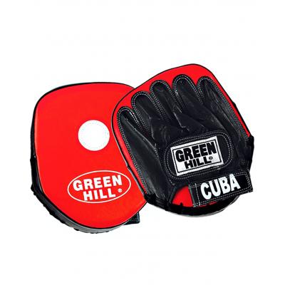 Лапы Cuba GFM-5009, прямые, к/з, пара