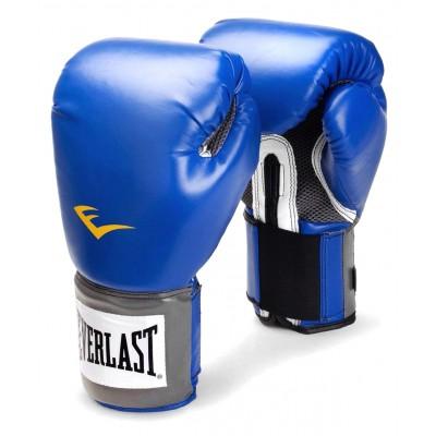 Перчатки боксерские Pro Style Anti-MB 2212U, 12oz, к/з, синие