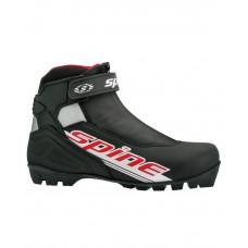 Ботинки лыжные NNN X-Rider 254, синт. кожа, черные
