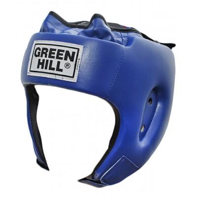 Шлем открытый Special HGS-4025, к/з, синий