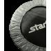 Батут складной TR-301, 114 см, серый