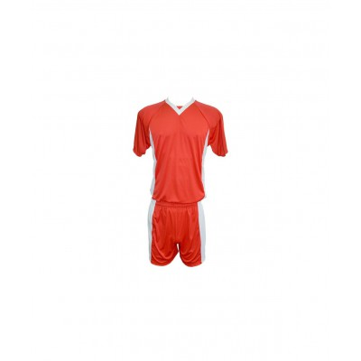 Форма футбольная красно-белая