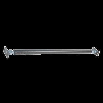Турник распорный Р, d=33 мм, 120-140 см