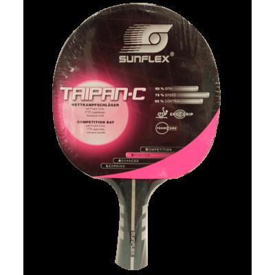 Ракетка для настольного тенниса SUNFLEX Taipan C-10340
