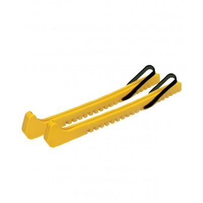 Чехлы для лезвия коньков, пара, желтые