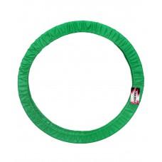Чехол для обруча без кармана D 890, зеленый