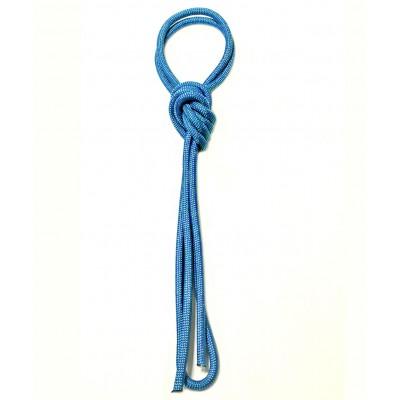 Скакалка для художественной гимнастики 2,5 м, синяя