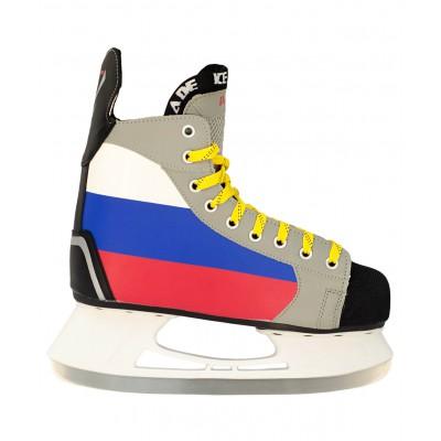 Коньки хоккейные Patriot