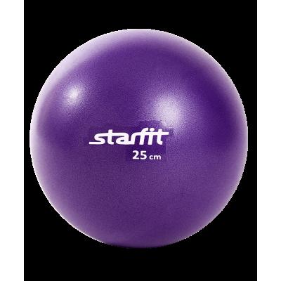 Мяч для пилатеса GB-901, 25 см, фиолетовый