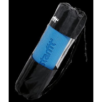 Cумка для ковриков cпортивная FA-301, большая, черная