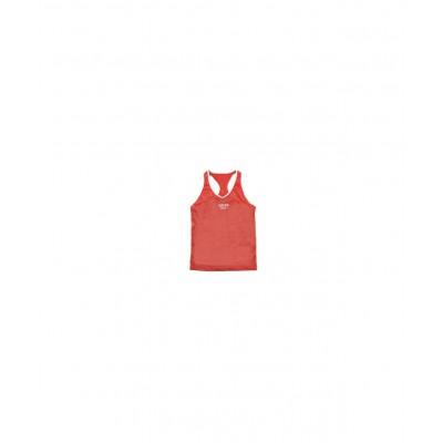Майка боксерская Club BVC-6310, красная