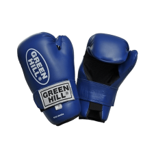 Накладки для карате 7-contact  SCG-2048c/а, к/з, синие
