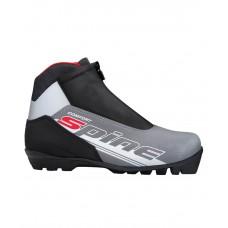 Ботинки лыжные NNN Comfort 83/7, синт. кожа, черные