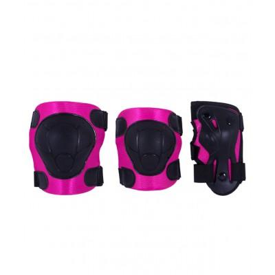 Комплект защиты Armor, розовый