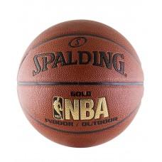 Мяч баскетбольный Gold № 7