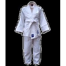 Кимоно дзюдо MA-301 белое, р.000/110