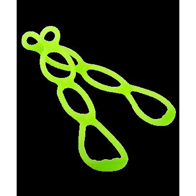 Эспандер многофункциональный ES-607, TPR, зеленый